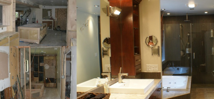 Home Remodeling and Construction Work