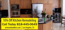 10% Off  kitchen remodeling